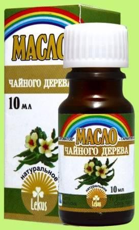 Эфирное масло Чайного дерева, 10 мл (Лекус) в Новосибирске — купить недорого по низкой цене в интернет аптеке AltaiMag